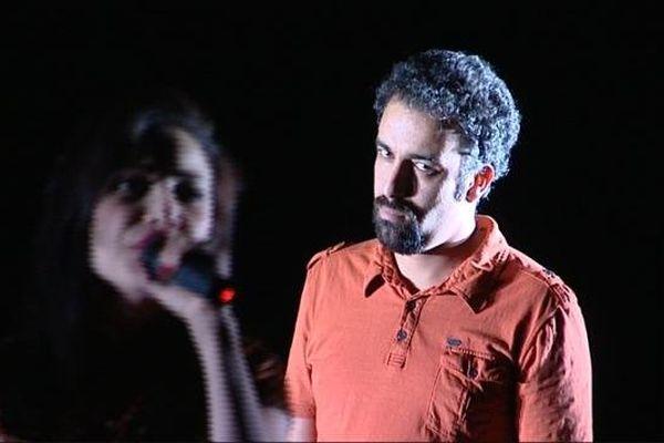 """""""Page en construction"""" est le dernier spectacle du comédien et metteur en scène Kheireddine Lardjam"""