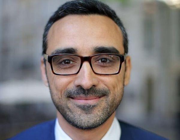 """Aziz Skalli est le porte-parole de """" Renouveau Bordeaux """" dont la tête de liste est Thomas Cazenave ( LaRem )"""