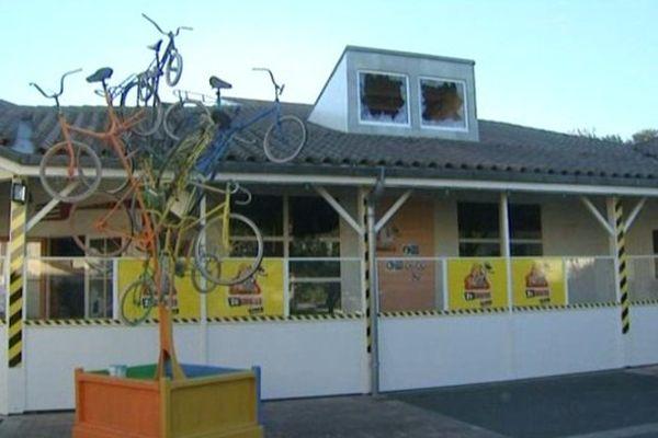 Les 13 employés du restaurant Ze Chantier à La Rochelle sont au chômage technique après l'incendie.