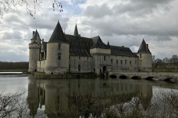 Le château du Plessis-Bourré à Ecuillé (Maine-et-Loire) a été construit au XVème siècle