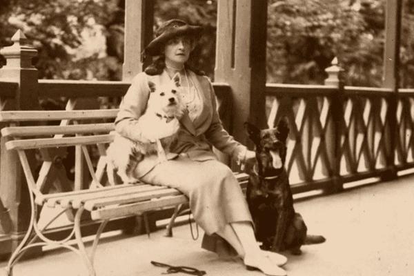 Anne Morgan, fondatrice du CARD (Comité Américain pour les Régions Dévastées)
