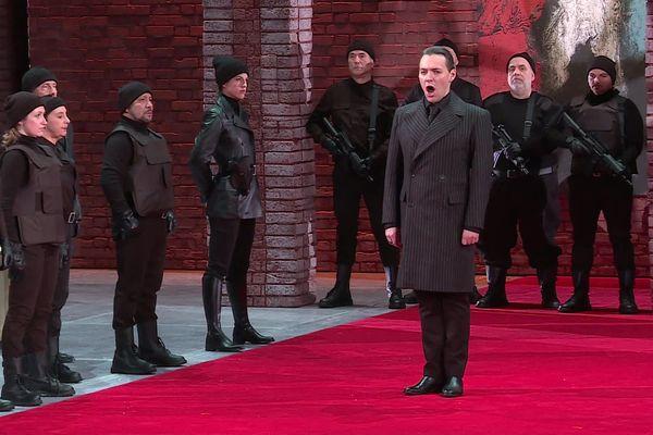 """""""Tosca"""" à l'Opéra de Rouen du 4 au 12 mars."""