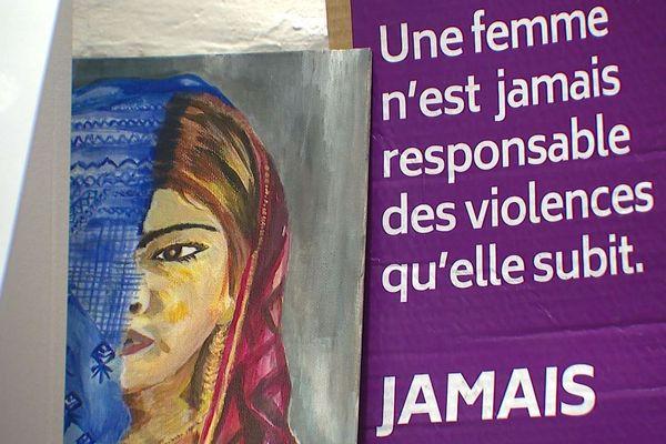 Le centre Rosa accueille des femmes victimes de violences conjugales.