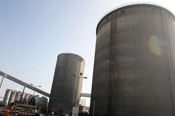 Cristal Union possède trois usines sucrières dans le Centre-Val de Loire. Photo d'illustration