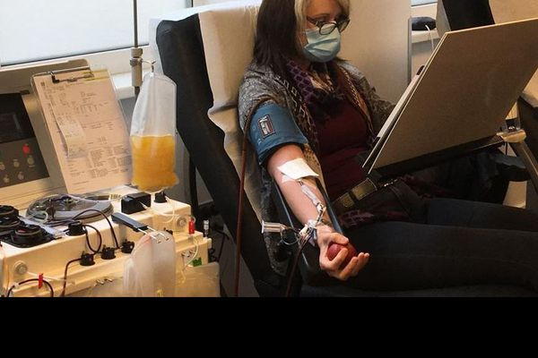 Avec le déconfinement, les donneurs sont moins nombreux : les réserves en sang, plaquettes et plasma s'amoindrissent
