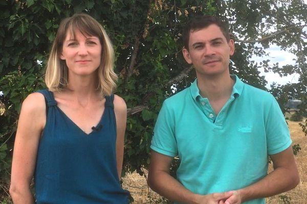Caroline Payen et Jean-Baptiste Vervy vont lancer en mars 2021 leur marque de pâtes artisanales