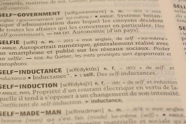 La langue française s'enrichit régulièrement de mots empruntés à d'autres langues.
