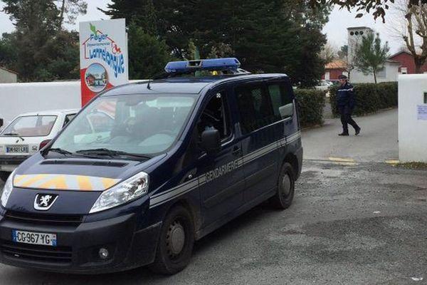 Le foyer de Lannelongue, qui abrite le CEPMO et le lieu de découverte du corps, reste bouclé par les gendarmes