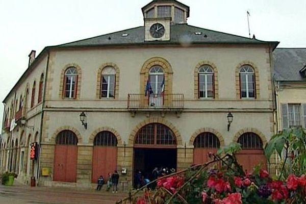 Prémery, dans la Nièvre.