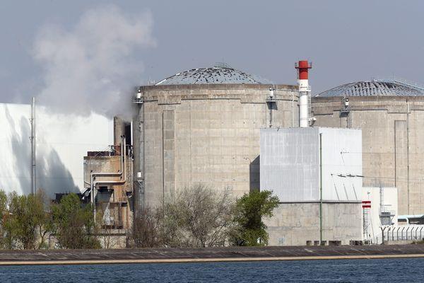 Les deux réacteurs de la centrale nucléaire de Fessenheim (Haut-Rhin) doivent être arrêtés avant la fin de l'année 2020.