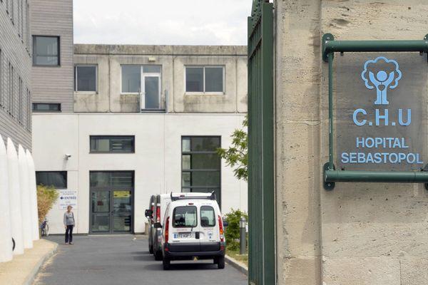 Vincent Lambert est hospitalisé au CHU de Reims.