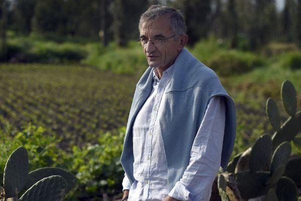 Michel Bras, en 2017.