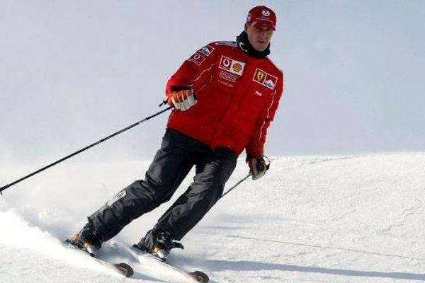 Michael Schumacher en 2004