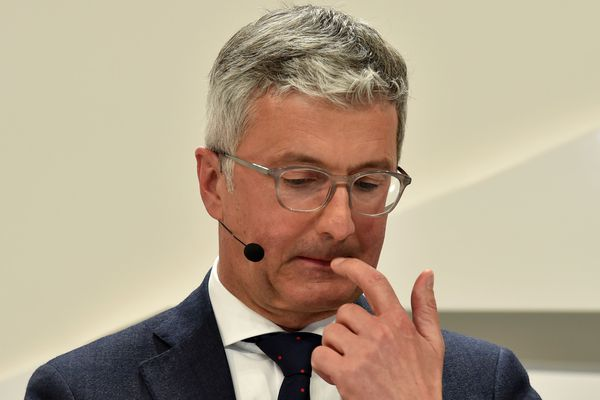 Rupert Stadler, le PDG d'Audi.