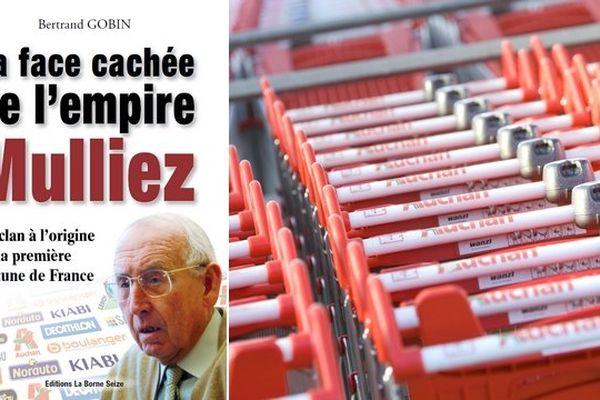 """""""La face cachée de l'Empire Mulliez"""", un nouveau livre sur la famille la plus riche du Nord Pas-de-Calais."""