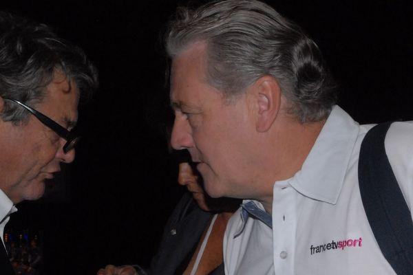 Jean-François Daraud et Jean-François Borloo