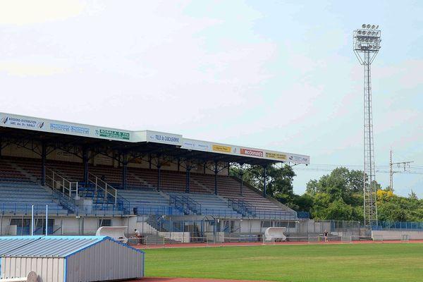 Le stade Albert Domec, à Carcassonne, restera vide jusqu'à la reprise.