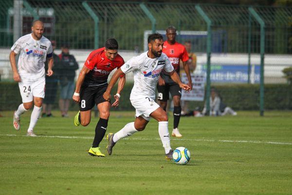 Saman Ghoddos était arrivé à Amiens en 2018 en provenance du club suédois d'Östersund pour un transfert de 4 millions d'euros.