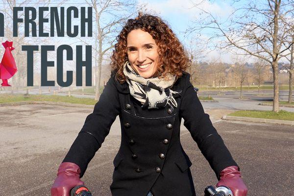 Marie-Sophie Lacarrau à la découverte de la French Tech