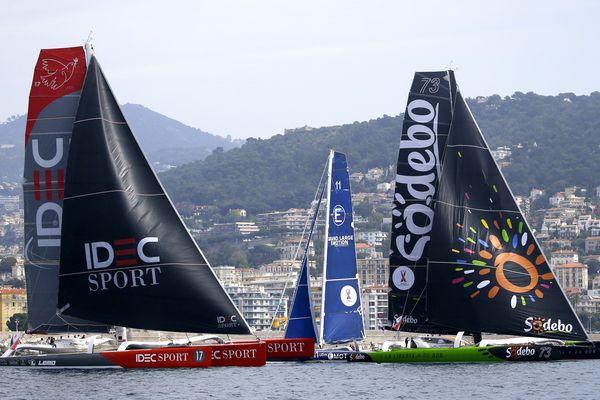 3 bateaux prendront le départ de la Nice Ultimed ce mercredi.