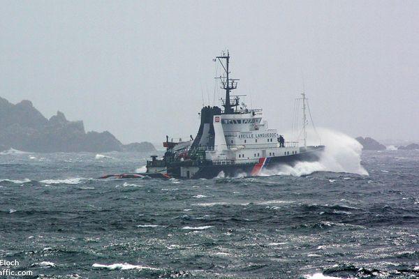 L'Abeille Languedoc a quitté le port de La Rochelle depuis le mois d'août 2011