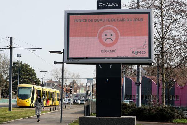 Pollution à l'ozone dans le Haut-Rhin, annoncée ce mercredi 15 juin par la préfecture.