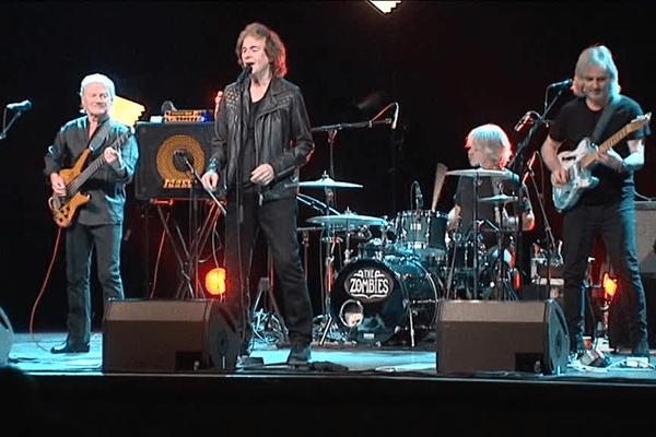 The Zombies en concert à Vaulx-en-velin