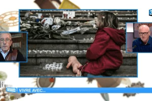 Nous avons proposé une émission spéciale Attentats de Paris, ce ludni 16 novembre 2015.