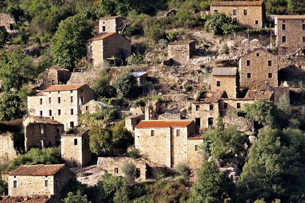 Le village (presque) abandonné de Muna (Corse du Sud)