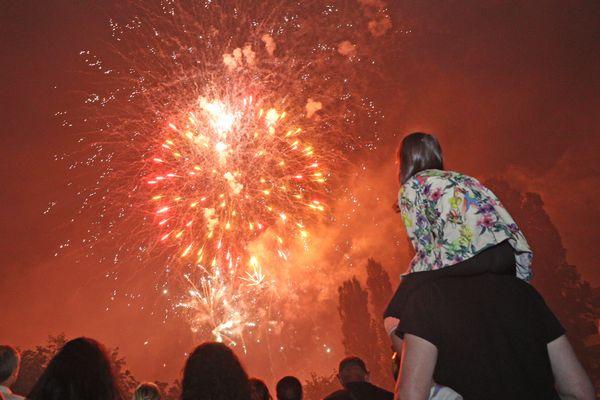 Même s'ils sont moins nombreux cette année, bals et feux d'artifices sont organisés dans plusieurs villes et villages d'Alsace les 13 et 14 juillet
