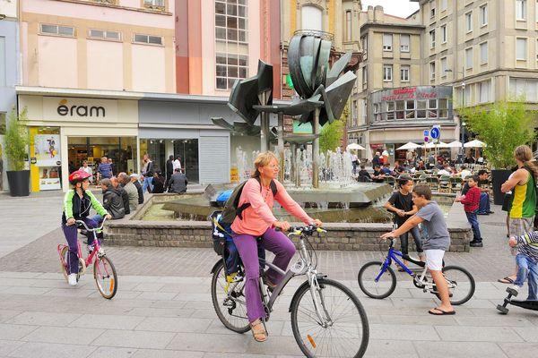 Municipales 2020 A Mulhouse Velo Et Pistes Cyclables Une Necessite Prise En Compte Dans Les Programmes