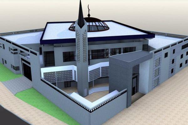La mosquée du Mirail devrait ouvrir d'ici la fin de l'année 2017 à Toulouse. Elle pourra accueillir jusqu'à 4 000 personnes.