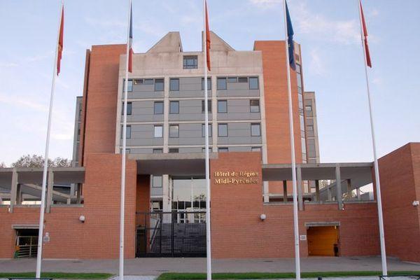Hôtel de Région – Toulouse