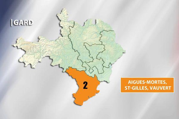 Législatives - Gard 2e circonscription