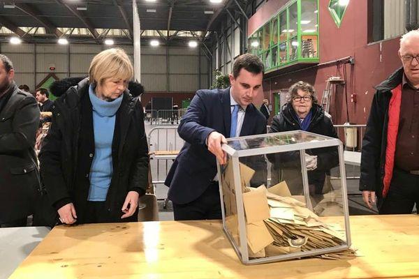 Elections municipales 2020 à Ouistreham : le dépouillement du premier tour