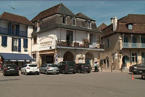 Salies-de-Béarn, juin 2019.