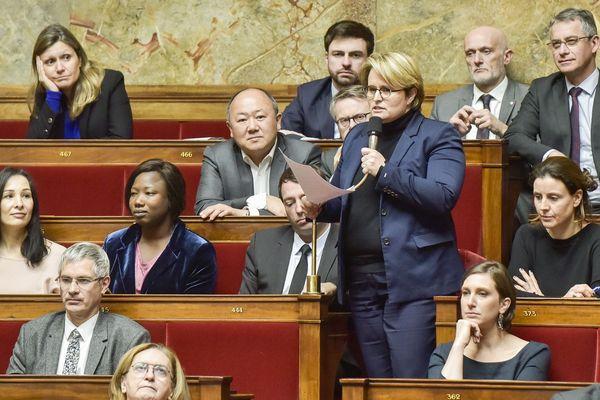 """La députée LREM des Alpes-de-Haute-Provence, Emmanuelle Fontaine-Domeizel, a été nommée rapporteure de la mission """"cannabis thérapeutique""""."""