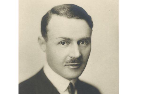 Maurice Genevoix dans les années 1920