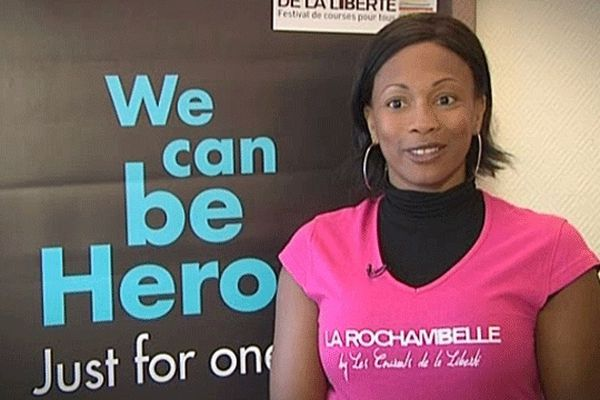 Laura Flessel sera la marraine de La Rochambelle le 15 juin prochain à Caen