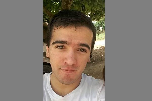 Bruno Miguel Dantas Ferreira, 22 ans, est porté disparu depuis le 07 septembre