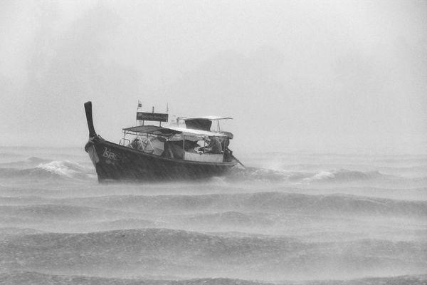 Des vents violents sont annoncés dans la nuit de dimanche à lundi sur le littoral aquitain