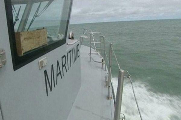 Vedette de la gendarmerie maritime
