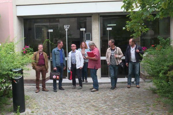 Les délégués du personnel et des syndicats des Fonderies étaient reçus ce jeudi à Paris Bercy par le patron de Liberty, Sanjeev Gupta.