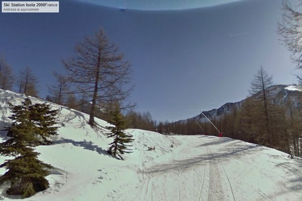 Isola by google maps