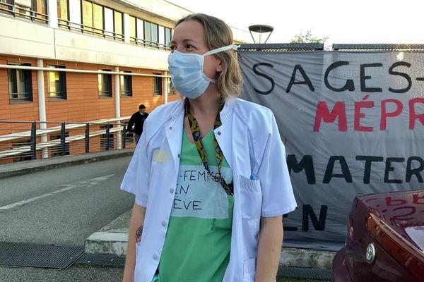 Le mouvement des sages-femmes est soutenu par les gynécologues obstétriciens.