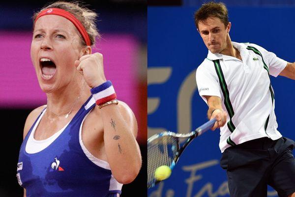 Pauline Parmentier et Edouard Roger Vasselin participeront à la quatrième édition de l'Open Deauville Trouville en juin prochain