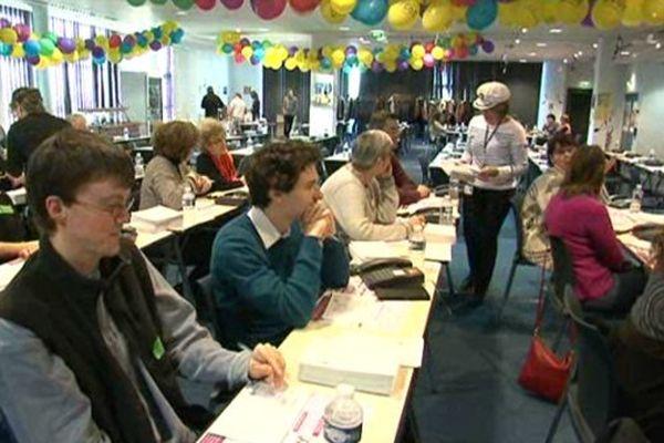 Ce week-end une centaine de bénévoles se relaiera à Evry pour prendre vos appels au 3637