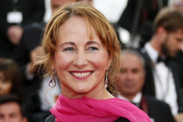 Ségolène Royal au festival de Cannes en mai  2017
