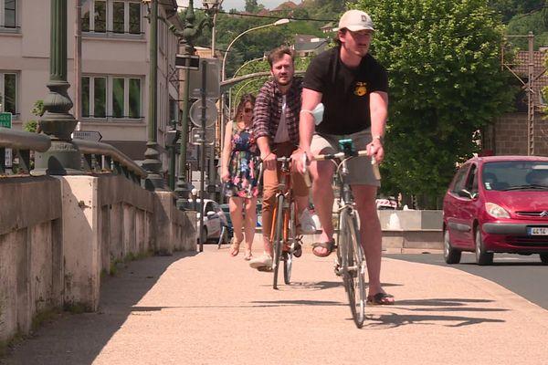 Dans l'agglo de Brive, le nombre de cyclistes a été multiplié par trois en trois ans