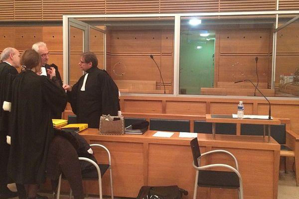 Procès de Jean-François Federici, jugé depuis lundi par la cour d'assises des Bouches-du-Rhône pour un double assassinat